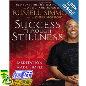 【103玉山網】 2014 美國銷書榜單 Success Through Stillness: Meditation Made Simple   $893