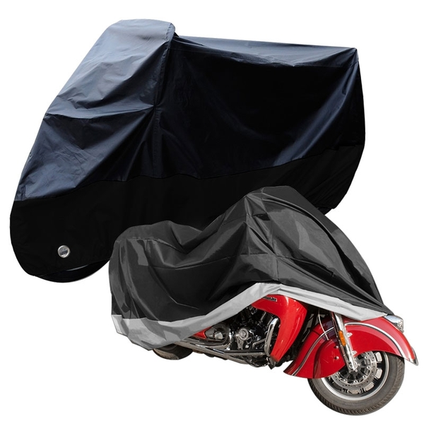 現貨!加厚 機車車套 摩托車車罩 機車防塵套 防水 防風 防塵 防雨罩 防刮 機車雨衣 隔熱 #捕夢網