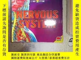二手書博民逛書店MY罕見FIRST LOOK AT BODY SYSTEMS NERVOUS SYSTEM 我第一次看身體系統神經