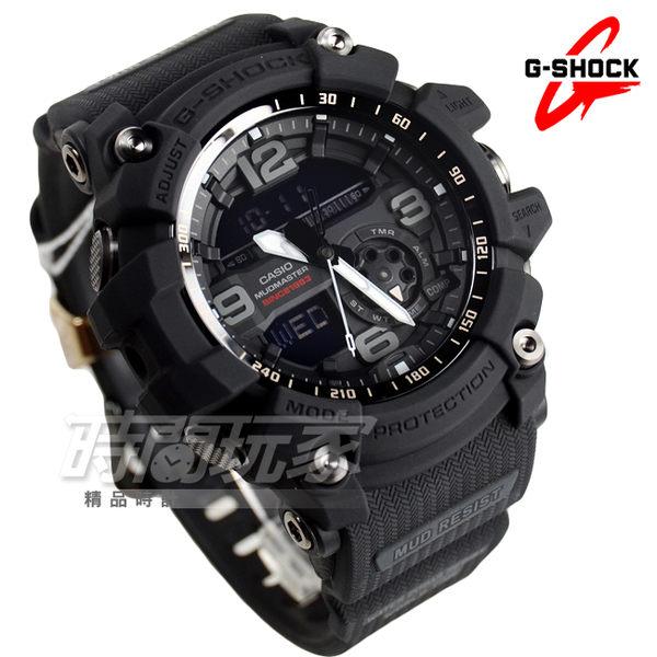 G-SHOCK GG-1035A-1A 35周年紀念錶款 宇宙震撼霧面磨砂黑雙顯男錶 防水手錶 GG-1035A-1ADR CASIO卡西歐