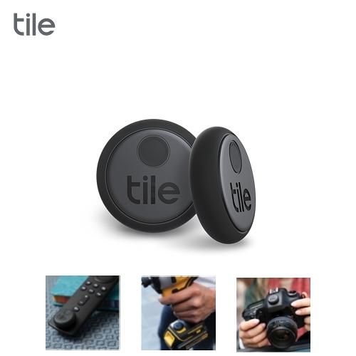 Tile Sticker 智慧藍芽防丟尋物器 2入【限時回饋↘省$135】