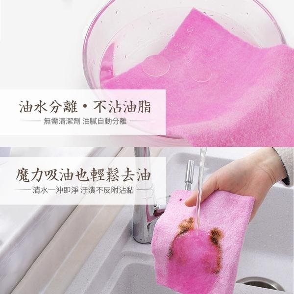 不沾油天然椰殼抹布10條裝 輕鬆去油超強吸水 廚房髒汙殺手 乾濕兩用【ZA0113】《約翰家庭百貨
