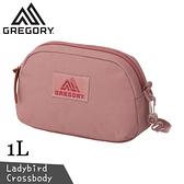 【GREGORY 美國 1L Ladybird Crossbody肩背包《玫瑰粉》】131363/側背包/隨身包/化妝包