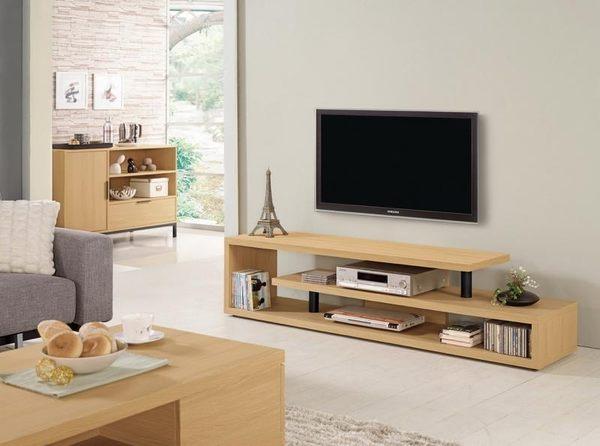8號店鋪 森寶藝品傢俱 a-01 品味生活     電視櫃系列         841-3 達拉斯6尺長櫃