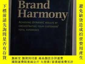 二手書博民逛書店《罕見Brand Harmony 》Steve Yastrow
