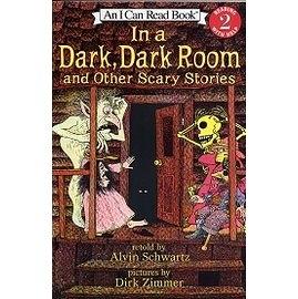 〈汪培珽英文書單〉〈An I Can Read系列:Level 2)In a Dark, Dark Room and Other Scary Stories/ 讀本