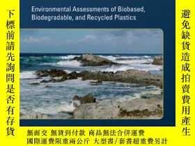 二手書博民逛書店Sustainable罕見Plastics: Environmental Assessments of Bioba