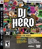 PS3 DJ 英雄(單軟體)(美版代購)