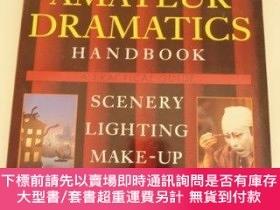 二手書博民逛書店Amateur罕見Dramatics-業余戲劇Y414958 Jack Cassin-Scott Octopu
