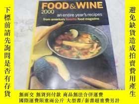 二手書博民逛書店Food罕見& Wine 2000: An Entire Yea
