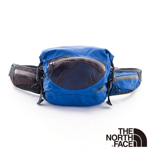 The North Face 4L防水多功能腰包-里蒙藍 NF00A21YEFY-AA【GO WILD】