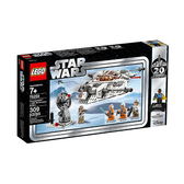 75259【LEGO 樂高積木】星際大戰 Star Wars 雪地戰機 20周年版 (309pcs)