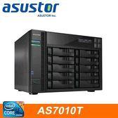 ASUSTOR華芸 AS-7010T 10Bay網路儲存伺服器