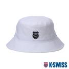 K-SWISS Fishman Hat經典漁夫帽-白