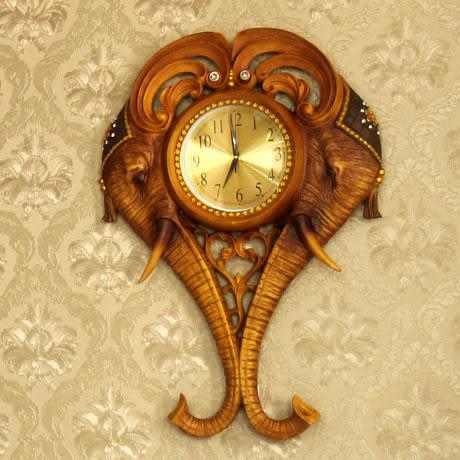 大象掛鐘G062