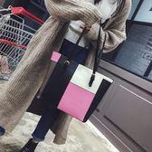 托特包托特包女百搭斜背包pu軟皮簡約韓版大容量學生手提大包包 小艾時尚