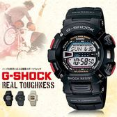 【人文行旅】G-SHOCK | G-9000-1VDR 時尚潮錶