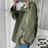 外套男士春秋韓版潮流運動飛行員工裝夾克休閒上衣【左岸男裝】