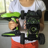 超大遙控車四驅越野車攀爬大腳車男孩高速賽車充電動兒童玩具汽車