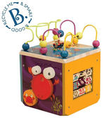 【美國B.Toys感統玩具】海王子