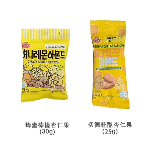 韓國 MURGERBON 杏仁果 小包裝【庫奇小舖】