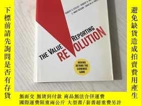 二手書博民逛書店The罕見Value Reporting Revolution: Moving Beyond the Earnin