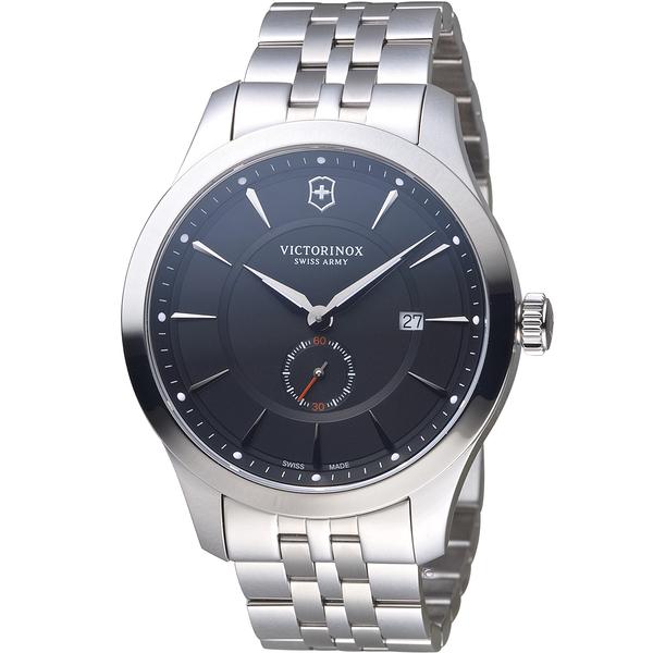 VICTORINOX SWISS ARMY 瑞士維氏 ALLIANCE 聯盟紳士腕錶 VISA-241762
