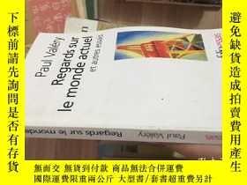二手書博民逛書店REGARDS罕見SUR LE MONDE ACTUELY181