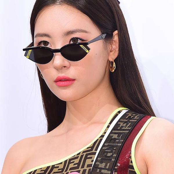 GENTLE MONSTER x FENDI NO.1 限量發售 太陽眼鏡 貓眼 黑框 久必大眼鏡