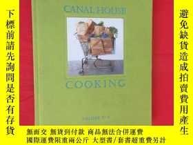 二手書博民逛書店Canal罕見House Cooking Volume No. 6: The Grocery Store (16開