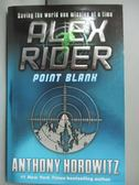 【書寶二手書T7/原文小說_LJS】POINT BLANK_Horowitz, Anthony