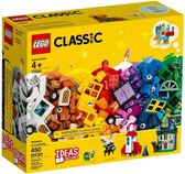 樂高LEGO CLASSIC 窗戶拼砌套裝 11004 TOYeGO 玩具e哥