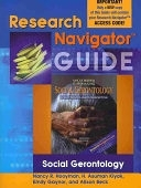 二手書《Research Navigator Guide for Social Gerontology: A Multidisciplinary Perspective》 R2Y ISBN:020544363X