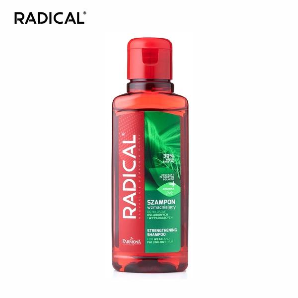 RADICAL 馬尾草加強健髮調理洗髮露 100ml(一般受損適用)