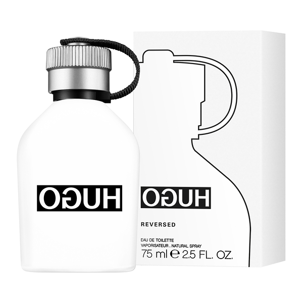 HUGO BOSS Reversed 逆轉男性淡香水75ml【UR8D】