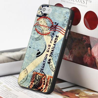 [文創客製化] iPhone 7 Plus i7 i7plus 6 6S i6 Plus iphone6S i6S 手機殼 060 郵戳