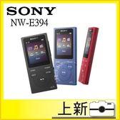《台南-上新》SONY NW - E394 Walkman 數位 隨身聽 MP3 原廠公司貨