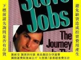 二手書博民逛書店Steve罕見Jobs, The Journey Is The Reward-史蒂夫·喬布斯,旅程就是回報Y4