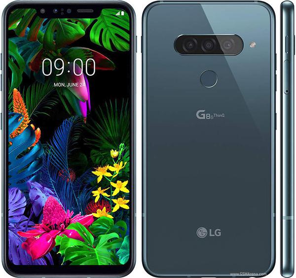 全新未拆LG G8S ThinQ雙卡雙待後置三攝像 6G/128G Dual Screen 現貨 超久保固18個月