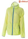 荒野 Wildland 防曬/ 抗UV 紫外線/ 薄外套 雙向彈性 ~ 檸檬黃 (0A51991-34) (女)
