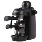 220V家用咖啡機迷你全半自動意式現磨壺煮小型蒸汽式WD  聖誕節免運