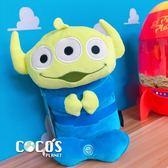 日本正版 迪士尼 玩具總動員4 三眼怪 造型零錢包 收納包 COCOS WZ075