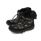 Grünland  靴子 雪靴 內鋪毛 保暖 黑色 女鞋 DO0282 no027