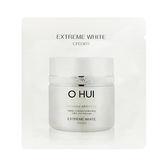 韓國 O HUI 歐蕙 晶緻瑩白面霜(1ml)【小三美日】