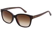 TOD'S 時尚方框 太陽眼鏡 (咖啡色)TO159F