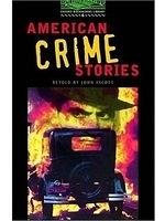 二手書《The Oxford Bookworms Library: Stage 6: 2,500 Headwords American Crime Stories》 R2Y ISBN:0194230791