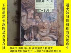 二手書博民逛書店The罕見Thirsty Muse: Alcohol and t