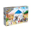 城堡系列 NO.8263蒙古包 大盒【BanBao邦寶積木楚崴】