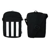 ADIDAS 小型裝備袋(肩背包 斜背包 隨身包 愛迪達 免運 ≡排汗專家≡