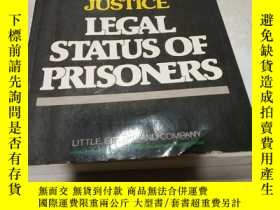 二手書博民逛書店STANDARDS罕見FOR CRIMINAL JUSTICE(
